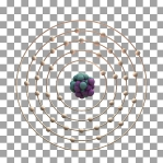 42 Animated Classic Molybdenum Element Orbit Alpha