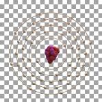 54 Animated Classic Xenon Element Orbit Alpha