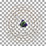 66 Animated Classic Dysprosium Element Orbit