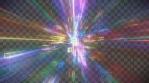 Square Multi-color Data Trails 06