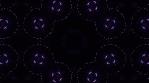 Abstract Kaleidoscopic Glow Patterns 01