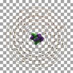 72 animated Classic Halfnium Element Orbit Alpha