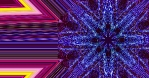 VJ Loops 3 - Hypnotic kaleidoscope visual loops - PepN Stock Footage