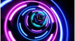 VJ Loops 9 - Hypnotic kaleidoscope visual loops - PepN Stock Footage