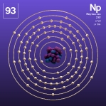 93 animated Classic Neptunium Element Orbit