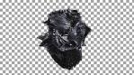 Dark Distorted Misshapen Heart 01