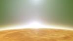 HD Venus Planet Surface Clip