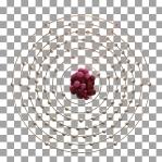 116 animated Classic Livermorium Element Orbit Alpha