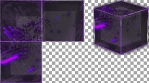 LIGHTBLOCK EXTRUSIONS - Projection Mapped 3D Cube Content