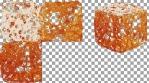 PLEXUS REVEAL - Projection Mapped 3D Cube Content
