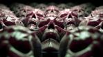 Skulls Factory Halloween VJ Loop