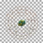 31 Animated Classic Gallium Element Orbit Alpha