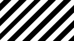 Black and white Diagonal bars
