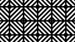 Black and white Cubes Pattern