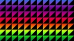 Rainbow Squares Triangles