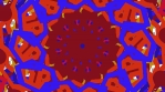 Stardust Kaleidoscope Preset Zoom Loop 03