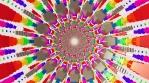 Colorful Nineties Mandalas 04