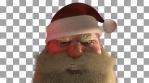 Santa is a Dwarfs Exploiter VJ Loop