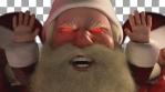 President Santa Claus VJ Loop