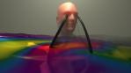 Hell Sauna Gay Halloween VJ Loop