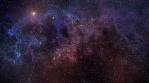 Deep Space - Stars in Void