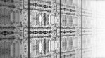 Biomechanical Graphic Background 1 - Wall
