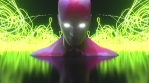 Gay Halloween Neon Forest VJ Loop