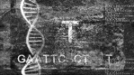 Text And Dirt Glitchy Overlay 3 - DNA