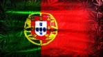 Marijuana Flag Grunge Portugal 3 in 1