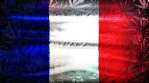 Marijuana Flag Grunge France 3 in 1