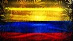 Marijuana Flag Grunge Colombia 3 in 1