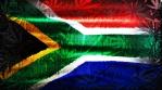 Marijuana Flag Grunge Republic of South Africa of 3 in 1
