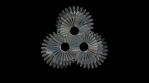 Gray Geometric Contraptions 01