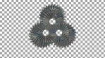 Gray Geometric Contraptions Alpha 01