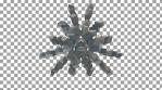Gray Geometric Contraptions Alpha 03