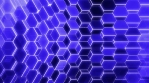 Colorful Winking Hexagons 11