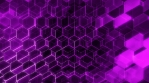 Colorful Winking Hexagons 12