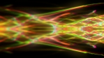 Colorful Plasma Power Rays 1