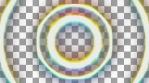 prisma color circles animation beat