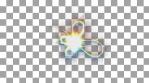 prisma color geometric animations loop symbol