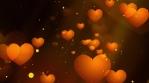Warm Valentines Hearts