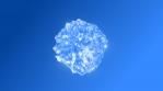 Stylised Bubble Ice Glow 05