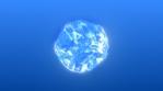 Stylised Bubble Ice Glow 08