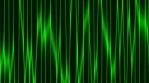 Green Curtain Background