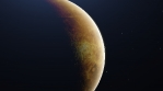 3D Venus surface