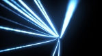 Abstract Glowing Slow Motion Light Strokes Background