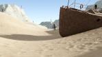 Desert Ocean Post-Apocalyptic VJ Loop 01