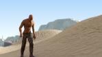Desert Ocean Post-Apocalyptic VJ Loop 02