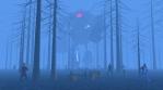 Alien Robot Invasion Apocalyptic VJ Loop