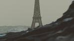 Post-Apocalyptic Paris VJ Loop